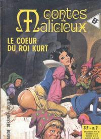 Cover Thumbnail for Contes Malicieux (Elvifrance, 1974 series) #7