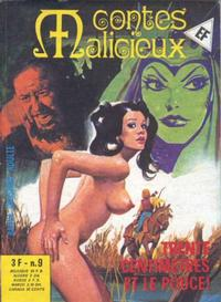 Cover Thumbnail for Contes Malicieux (Elvifrance, 1974 series) #9