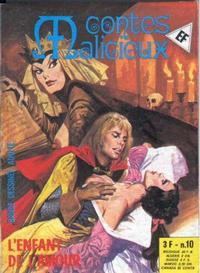 Cover Thumbnail for Contes Malicieux (Elvifrance, 1974 series) #10