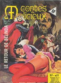 Cover Thumbnail for Contes Malicieux (Elvifrance, 1974 series) #11