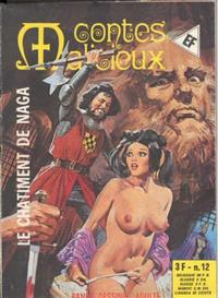 Cover Thumbnail for Contes Malicieux (Elvifrance, 1974 series) #12