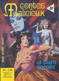 Cover Thumbnail for Contes Malicieux (Elvifrance, 1974 series) #14