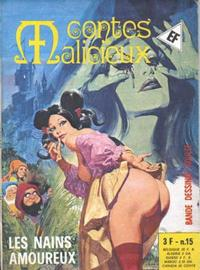 Cover Thumbnail for Contes Malicieux (Elvifrance, 1974 series) #15