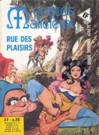 Cover Thumbnail for Contes Malicieux (Elvifrance, 1974 series) #20