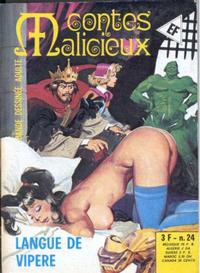 Cover Thumbnail for Contes Malicieux (Elvifrance, 1974 series) #24