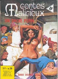 Cover Thumbnail for Contes Malicieux (Elvifrance, 1974 series) #29