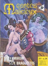Cover Thumbnail for Contes Malicieux (Elvifrance, 1974 series) #34