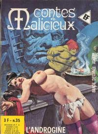 Cover Thumbnail for Contes Malicieux (Elvifrance, 1974 series) #35
