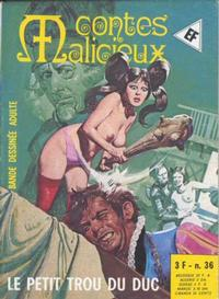 Cover Thumbnail for Contes Malicieux (Elvifrance, 1974 series) #36