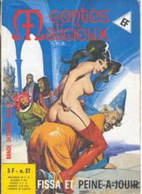 Cover Thumbnail for Contes Malicieux (Elvifrance, 1974 series) #37