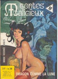 Cover Thumbnail for Contes Malicieux (Elvifrance, 1974 series) #38