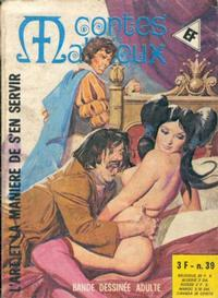 Cover Thumbnail for Contes Malicieux (Elvifrance, 1974 series) #39