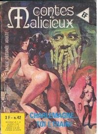 Cover Thumbnail for Contes Malicieux (Elvifrance, 1974 series) #42