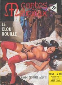 Cover Thumbnail for Contes Malicieux (Elvifrance, 1974 series) #49