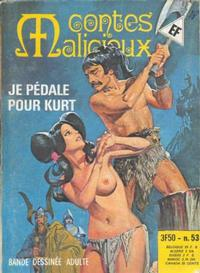 Cover Thumbnail for Contes Malicieux (Elvifrance, 1974 series) #53