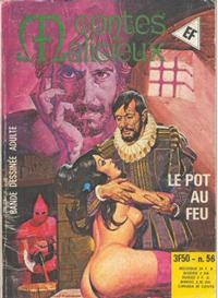Cover Thumbnail for Contes Malicieux (Elvifrance, 1974 series) #56