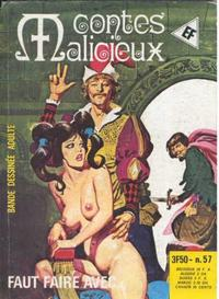 Cover Thumbnail for Contes Malicieux (Elvifrance, 1974 series) #57