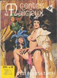 Cover Thumbnail for Contes Malicieux (Elvifrance, 1974 series) #58
