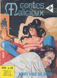 Cover Thumbnail for Contes Malicieux (Elvifrance, 1974 series) #59