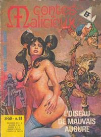 Cover Thumbnail for Contes Malicieux (Elvifrance, 1974 series) #61