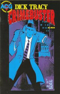 Cover Thumbnail for Dick Tracy Crimebuster (Avalon Communications, 1999 series) #1