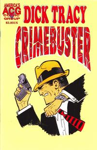 Cover Thumbnail for Dick Tracy Crimebuster (Avalon Communications, 1999 series) #3