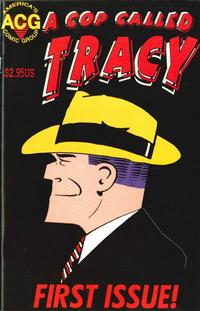 Cover Thumbnail for A Cop Called Tracy (Avalon Communications, 1998 series) #1