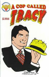 Cover Thumbnail for A Cop Called Tracy (Avalon Communications, 1998 series) #3