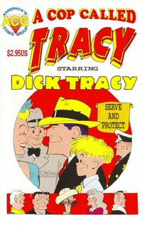 Cover Thumbnail for A Cop Called Tracy (Avalon Communications, 1998 series) #4
