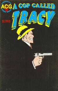 Cover for A Cop Called Tracy (Avalon Communications, 1998 series) #5