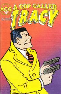 Cover Thumbnail for A Cop Called Tracy (Avalon Communications, 1998 series) #11