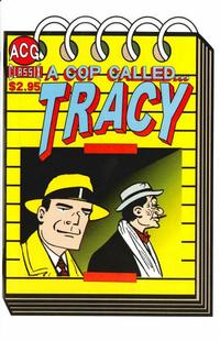 Cover Thumbnail for A Cop Called Tracy (Avalon Communications, 1998 series) #12