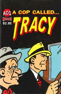 Cover Thumbnail for A Cop Called Tracy (Avalon Communications, 1998 series) #16