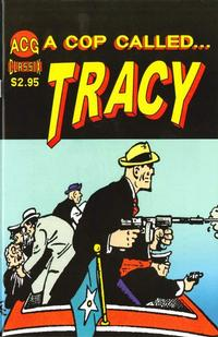 Cover Thumbnail for A Cop Called Tracy (Avalon Communications, 1998 series) #17
