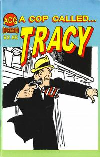Cover Thumbnail for A Cop Called Tracy (Avalon Communications, 1998 series) #18