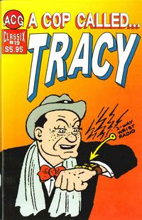 Cover Thumbnail for A Cop Called Tracy (Avalon Communications, 1998 series) #19