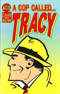 Cover Thumbnail for A Cop Called Tracy (Avalon Communications, 1998 series) #21