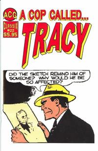 Cover Thumbnail for A Cop Called Tracy (Avalon Communications, 1998 series) #22