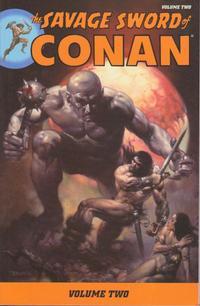 Cover Thumbnail for Savage Sword of Conan (Dark Horse, 2007 series) #2