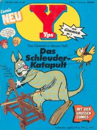 Cover Thumbnail for Yps (Gruner + Jahr, 1975 series) #1