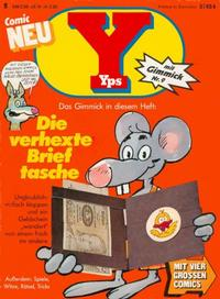 Cover Thumbnail for Yps (Gruner + Jahr, 1975 series) #9