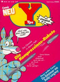 Cover Thumbnail for Yps (Gruner + Jahr, 1975 series) #36