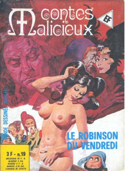Cover for Contes Malicieux (Elvifrance, 1974 series) #19