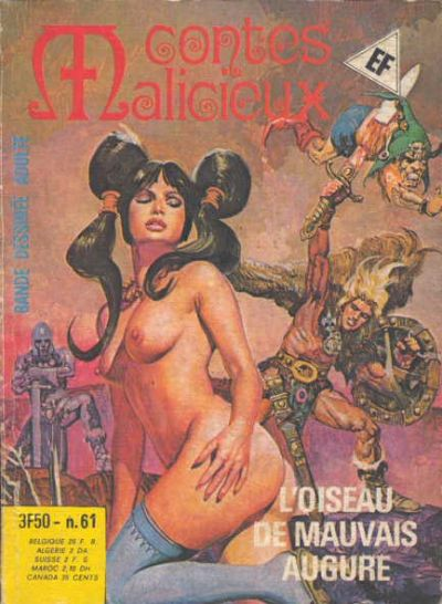 Cover for Contes Malicieux (Elvifrance, 1974 series) #61
