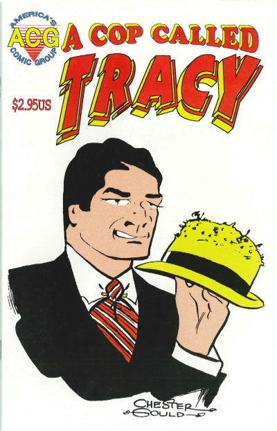 Cover for A Cop Called Tracy (Avalon Communications, 1998 series) #3