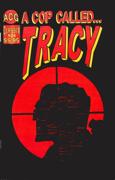 Cover for A Cop Called Tracy (Avalon Communications, 1998 series) #24
