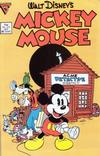 Cover for Mickey Mouse (Gladstone, 1986 series) #219