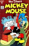 Cover for Mickey Mouse (Gladstone, 1986 series) #221