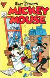 Cover for Mickey Mouse (Gladstone, 1986 series) #222
