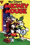 Cover for Mickey Mouse (Gladstone, 1986 series) #224